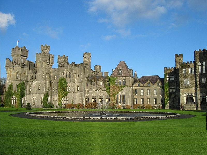 Ashford Castle County Mayo