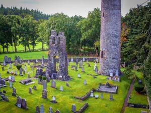 Donaghmore Round Tower Navan