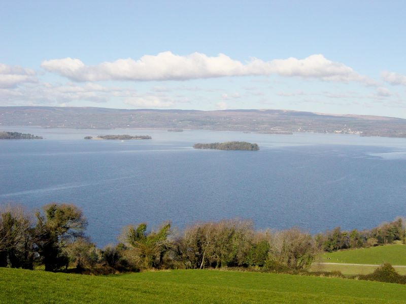 Lough derg Ireland