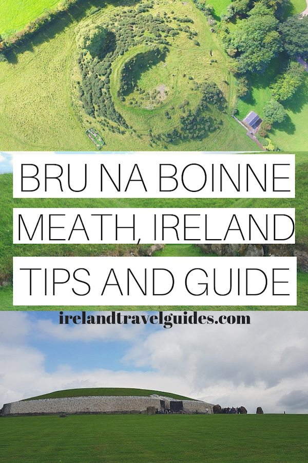 BRU NA BOINNE (TIPS AND GUIDE FOR FIRST-TIME VISITORS) | IRELAND TRAVEL GUIDE | IRELAND TRAVEL DESTINATIONS | THINGS TO DO IN IRELAND #ireland #europe #travel #boynevalleytombs #brunaboinne