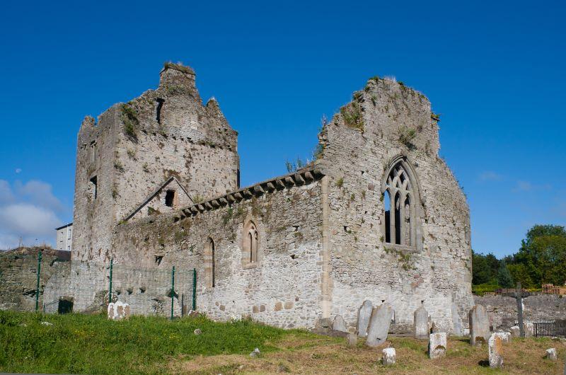 Cahir Abbey Ireland