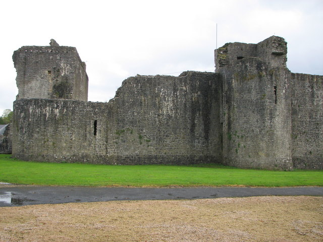 Ballymote Castle