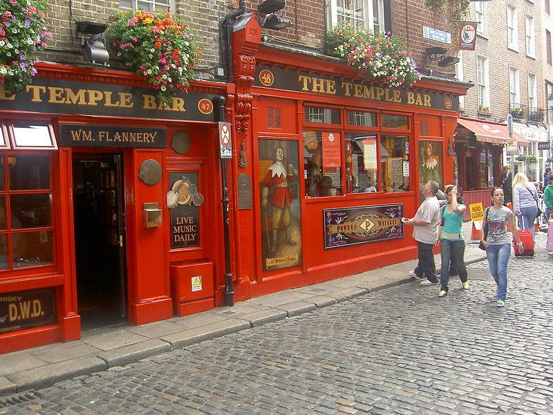 Temple Bar - Best Pubs In Dublin