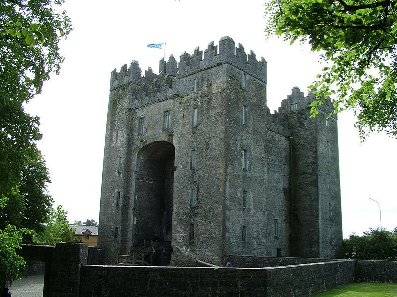 Bunratty Castle Shannon