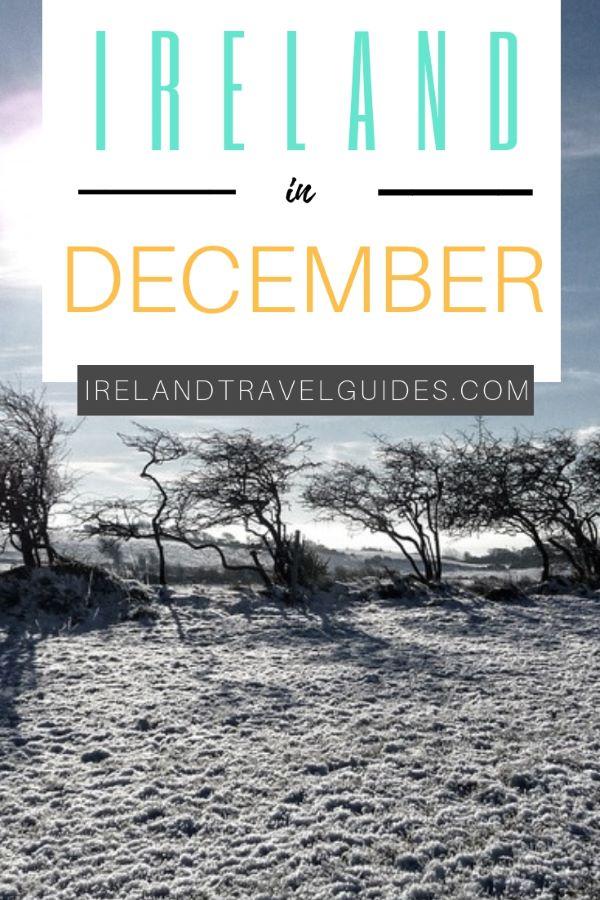 IRELAND IN DECEMBER