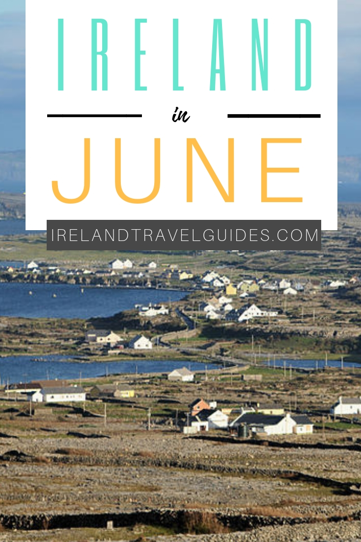 IRELAND IN JUNE | Ireland Travel Ideas | Ireland Packing list | Ireland Travel Tips| Ireland Travel Guide | Ireland Trip