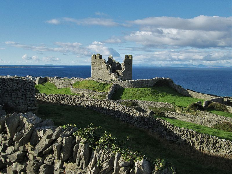 O'Briens Castle Inisheer