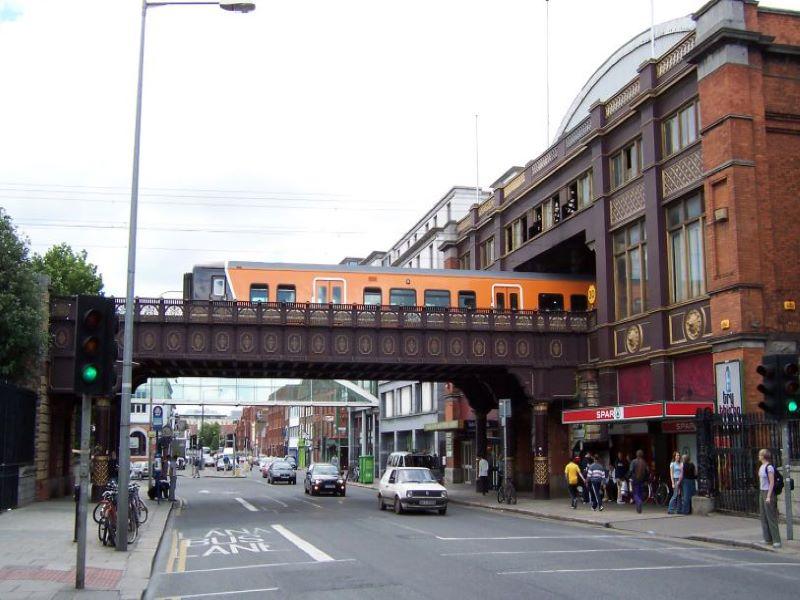 Railway Station Dublin