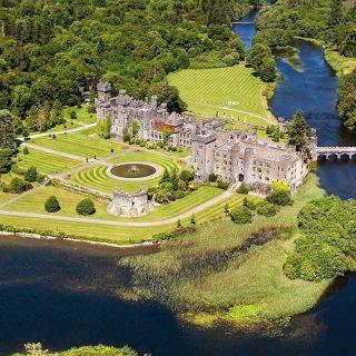 Ashford Castle - Castle Hotels in Ireland