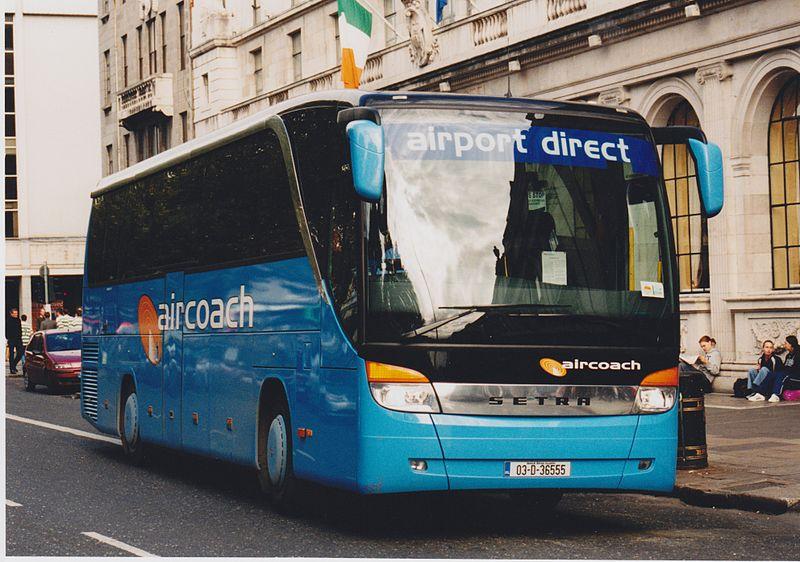 Aircoach Express Bus Dublin