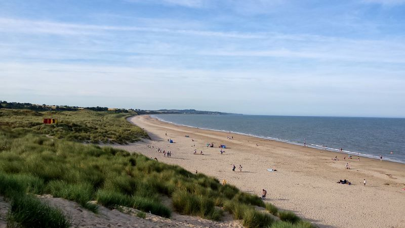 Curracloe Beach Wexford