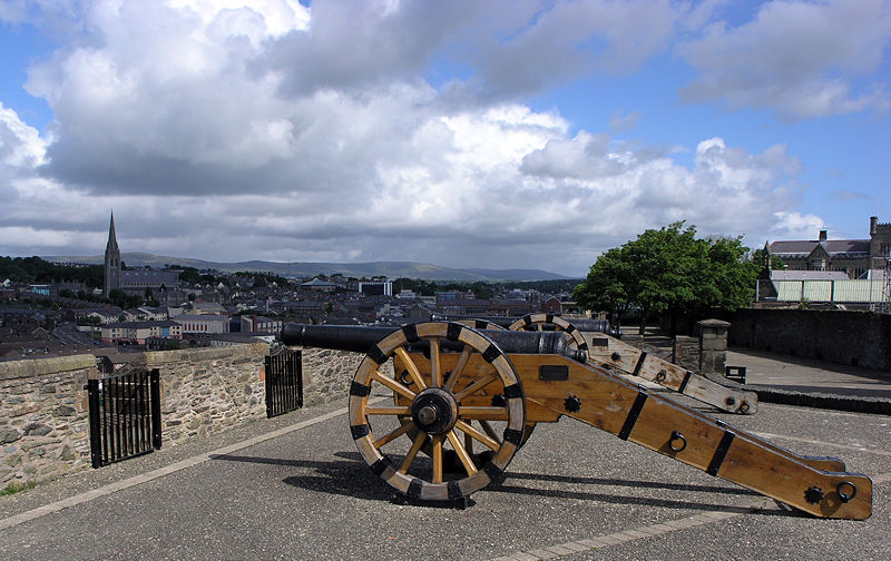 Derry City Walls - things to do in londonderry