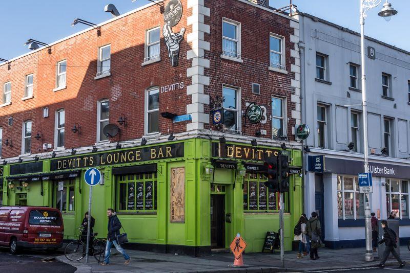 Devitts Bar Dublin
