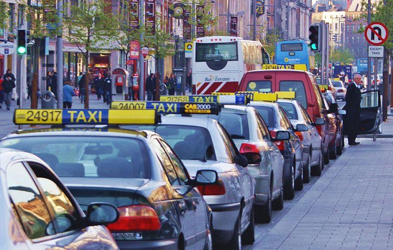 Dublin Taxi