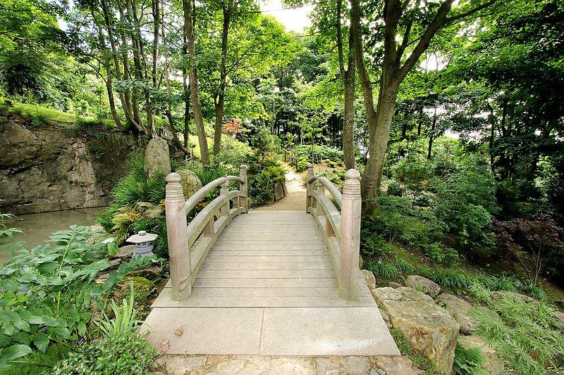 Lafcadio Hearn Japanese Gardens