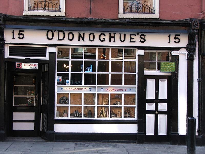 O'Donoghue's Dublin