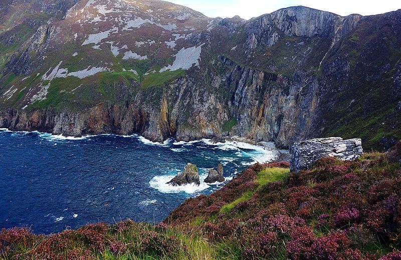 Sliabh Liag Cliff