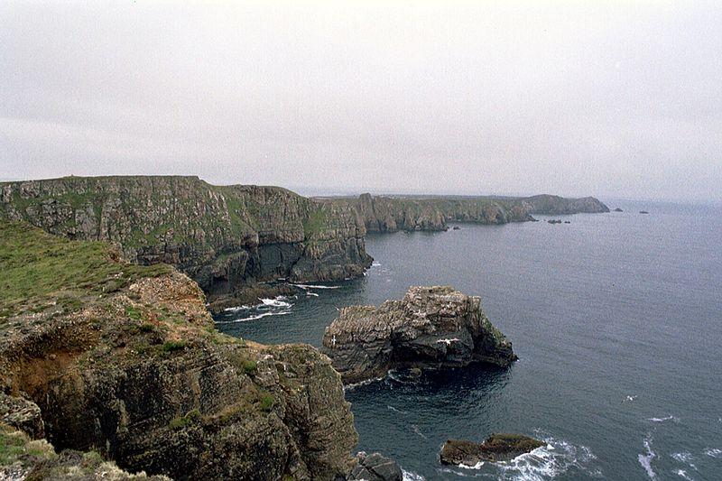 Tory Island Cliffs