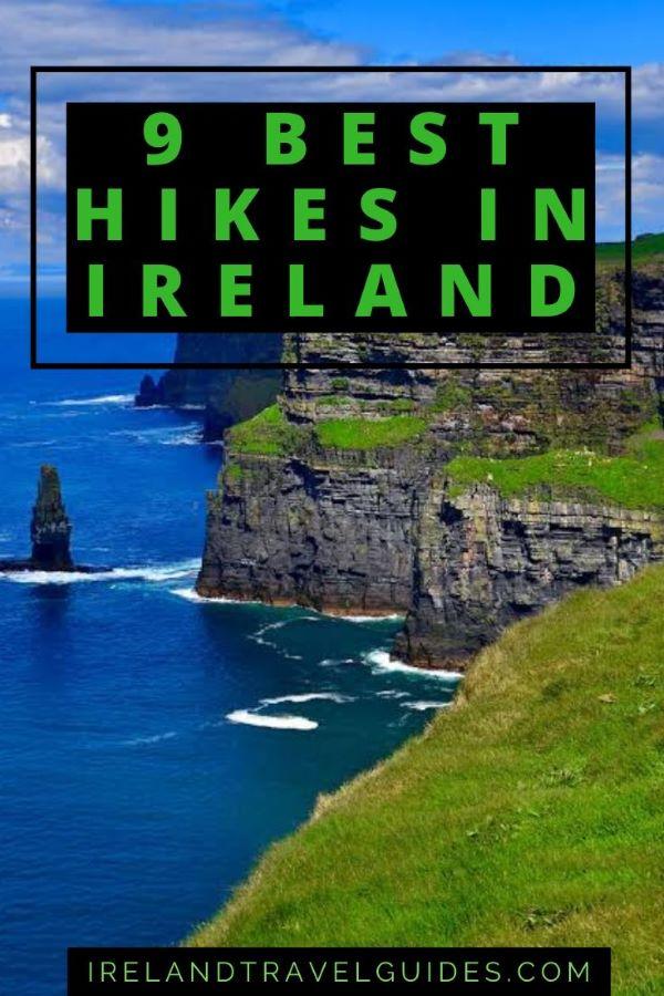 9 Best Hikes in Ireland
