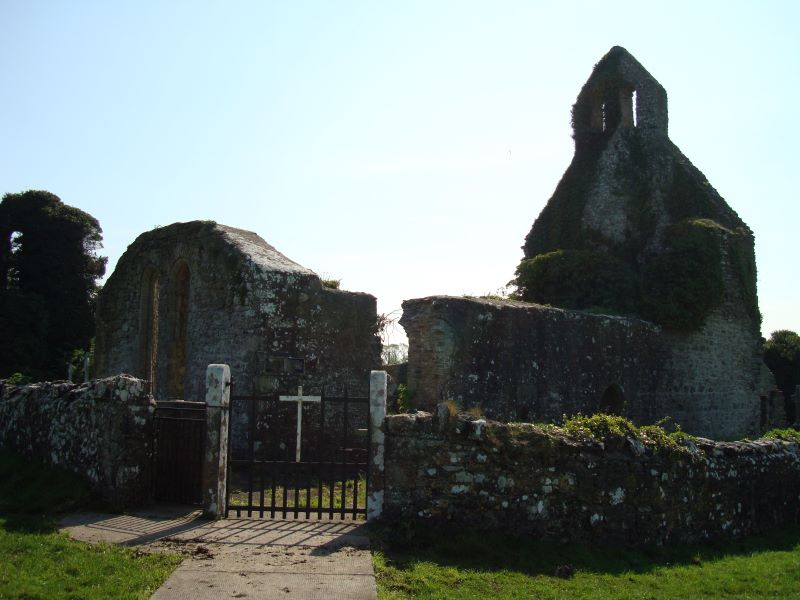Abbeyshrule Cistercian Abbey