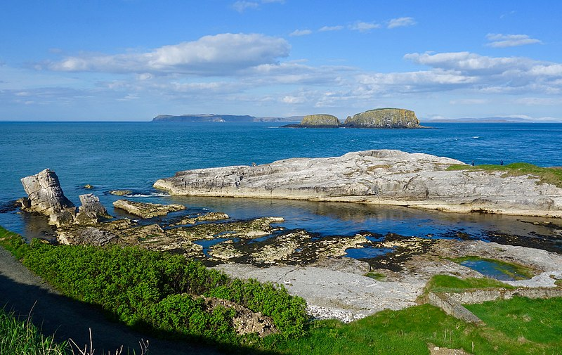 Ballintoy Harbour County Antrim