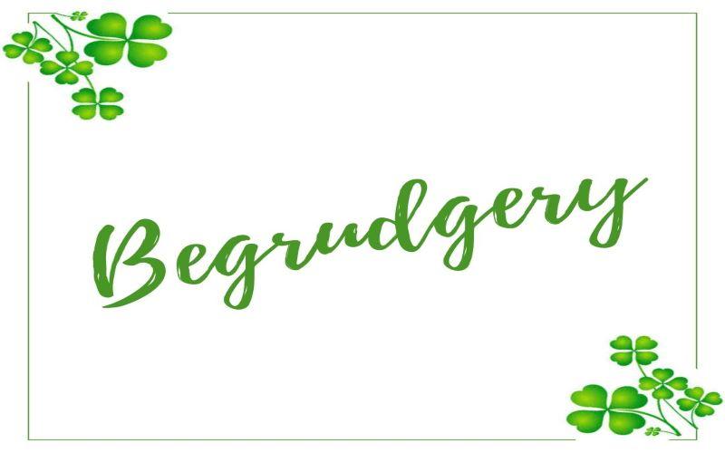 Begrudgery