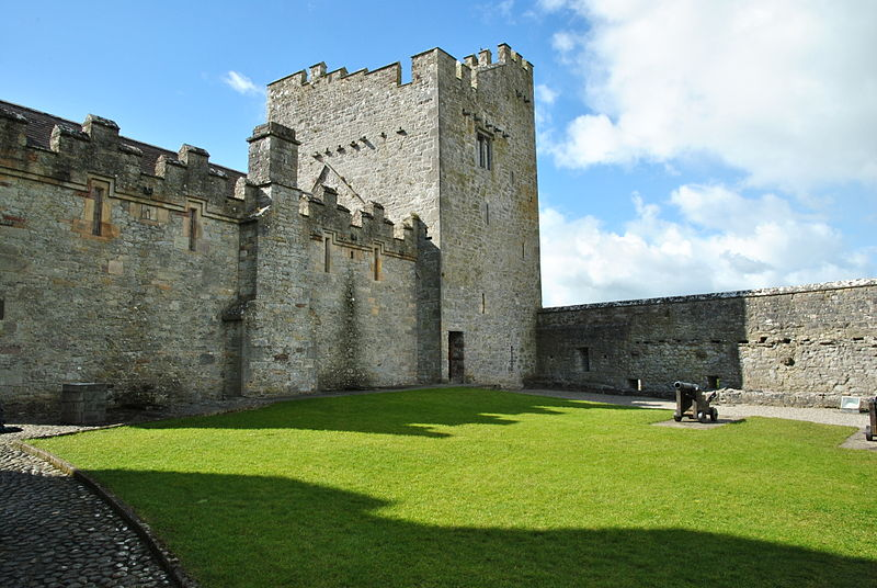 Cahir Castle Tipperary
