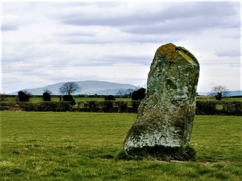 Clochafarmore Standing Stone Louth