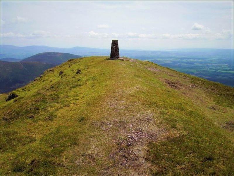 Knockmealdown Mountains Summit Tipperary