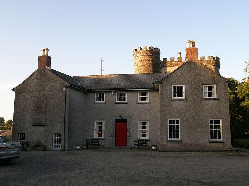 Smarmore Castle Louth Ireland
