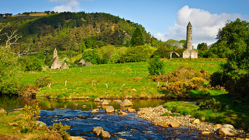 Wicklow Way Glendalough