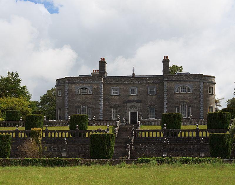 Belvedere House Gardens and Park