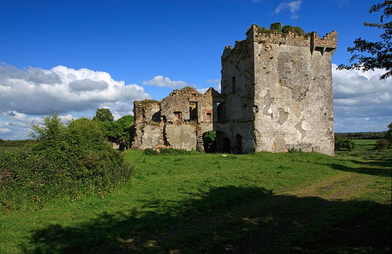 Dunsandle Castle and Woods