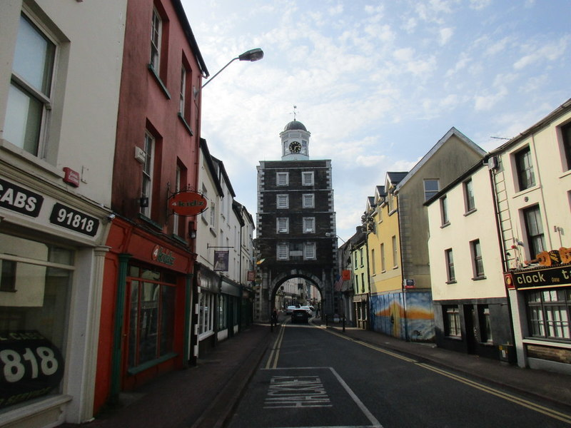 YOUGHAL CLOCK GATE THINGS TO DO IN YOUGHAL