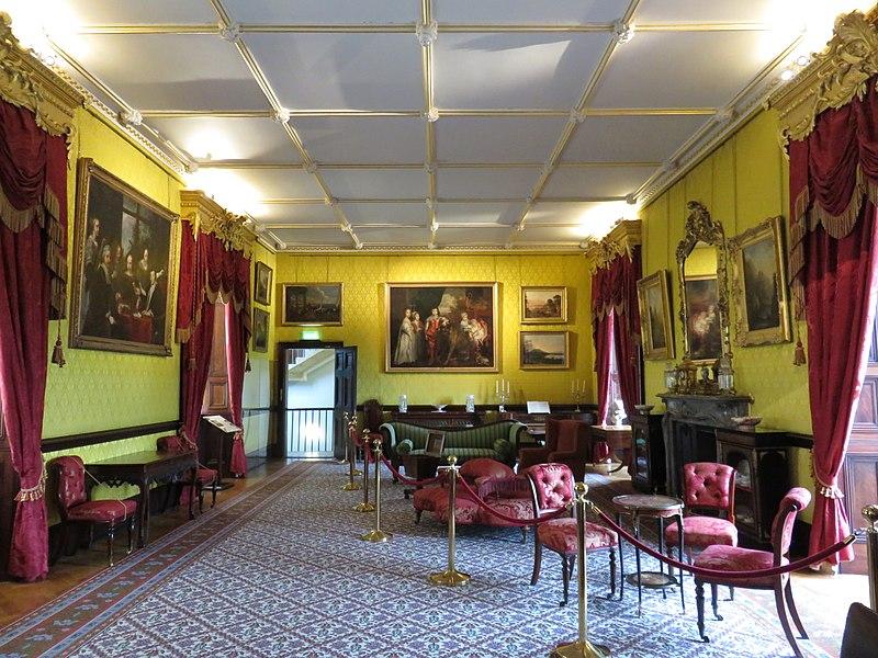 Kilkenny Castle Drawing Room