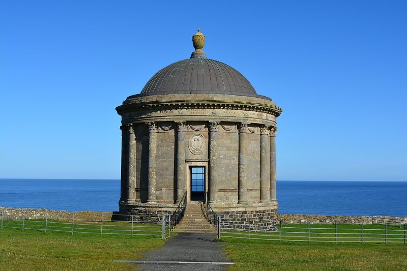 Mussenden Temple and Downhill Demesne