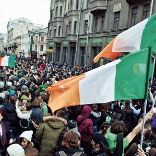 The St. Patrick's Day Parade