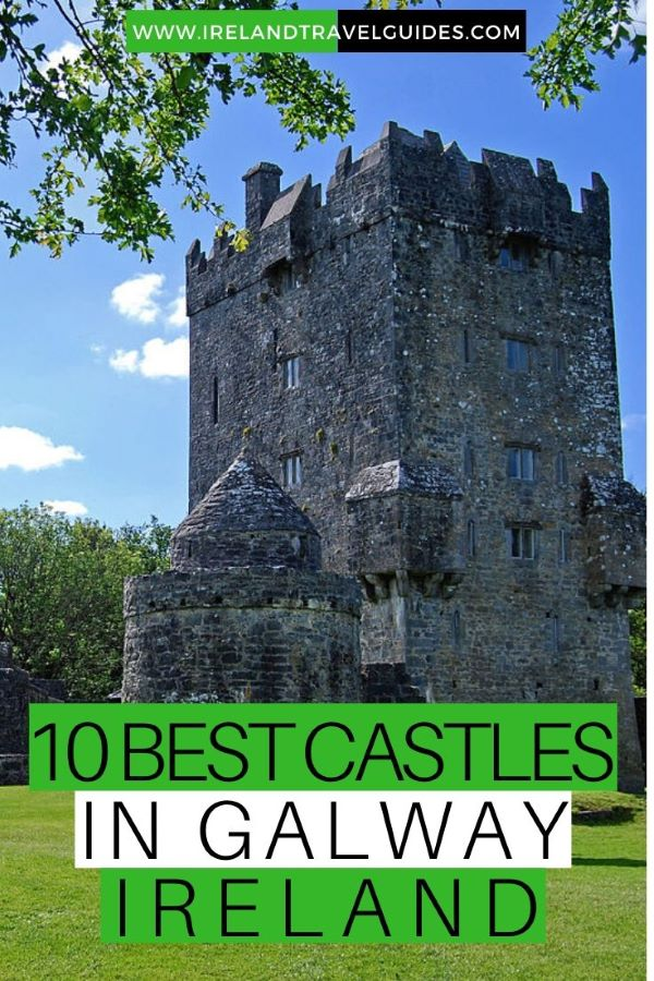 10 Best Castles in Galway, Ireland