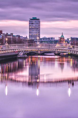 Ha'penny Bridge: The Historical Bridge Of Dublin