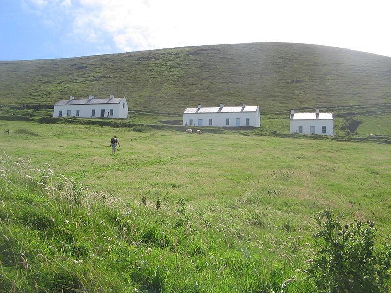Blasket Island Council Cottages